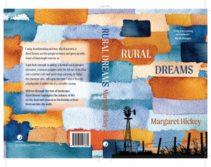 Rural Dreams front cover